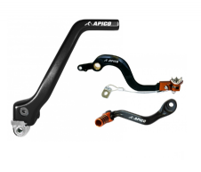 New Apico KTM SX 85 03-17 Kickstart Rear Brake Gear Lever Pedal Combo Black